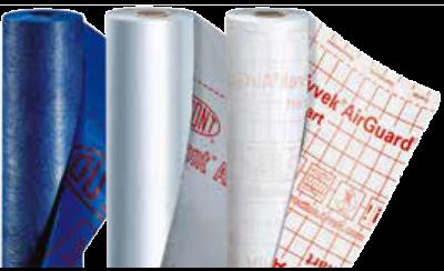 Parozábrany – regulace vzduchu a vlhkosti – DuPont AirGuard