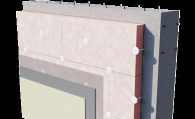 Fenolová pěna – Kooltherm® K5 Kontaktní fasádní deska