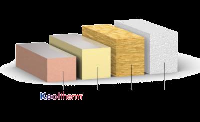 Fenolová pěna – Kooltherm