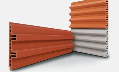 Keramické fasádní desky – Argeton a Argelite