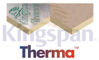 Tepelná izolace PIR – Kingspan Therma