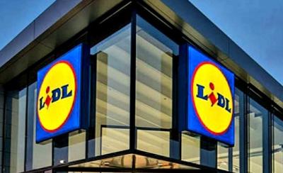 Prodejny Lidl na Slovensku