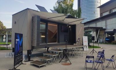 Održano otvorenje i predstavljanje nZEB mobilne kuće MUZA