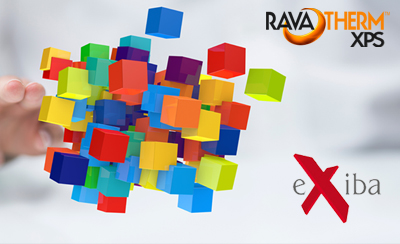RAVATHERM has become a member of EXIBA