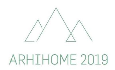 Sodelujemo na ARHIHOME 2019