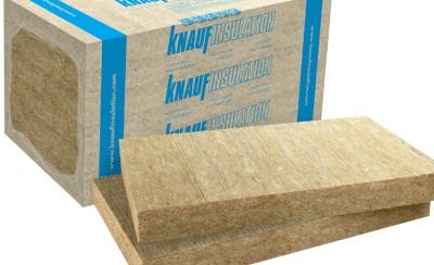 Tepelné izolácie z kamennej vlny – Knauf Insulation