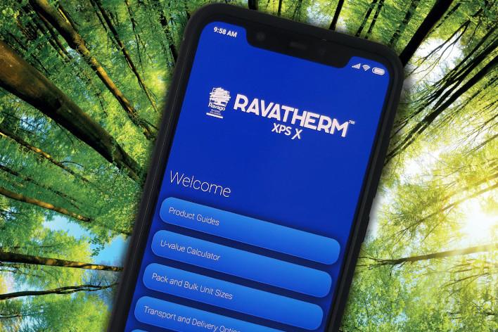 Launch of Ravatherm App