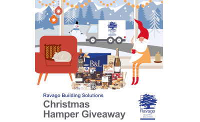 Win a luxury hamper in our Christmas 2020 giveaway