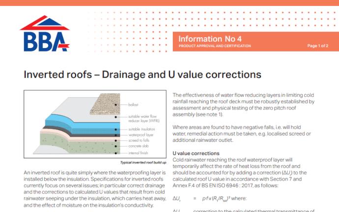 Latest BBA Bulletin 4 confirms need for minimum moisture correction factor
