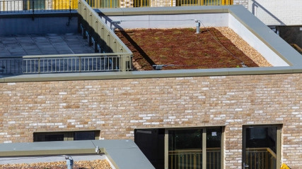 Ravatherm XPS X 300 SL helps to overcome drainage challenges as part of award-winning East London development