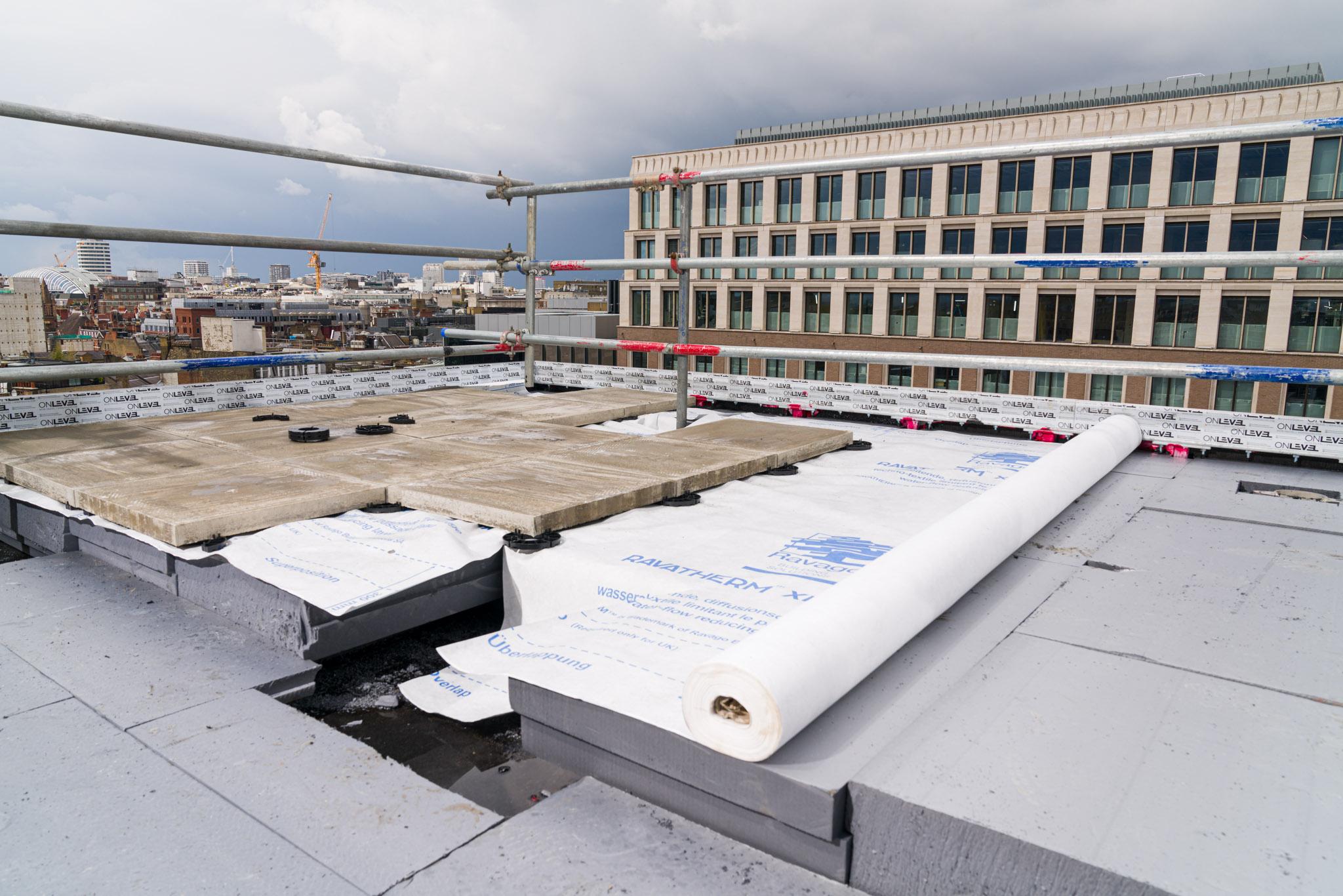 Ravatherm XPS X ULTRA 300 SL specified for £50 million Mayfair development